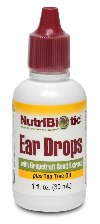Ear Drops 1 Oz L A Farmacia Natural