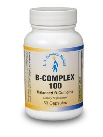 B-COMPLEX 100 50 CAPS-0