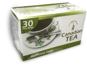 TEA-CANADIAN TEA BAGS 30-0