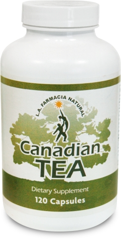 CANADIAN TEA 120 CAPS-0
