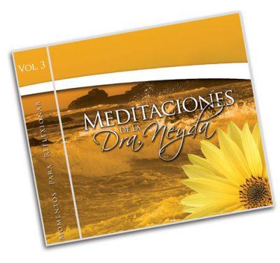 CD MEDITA DRA NEYDA #3-378