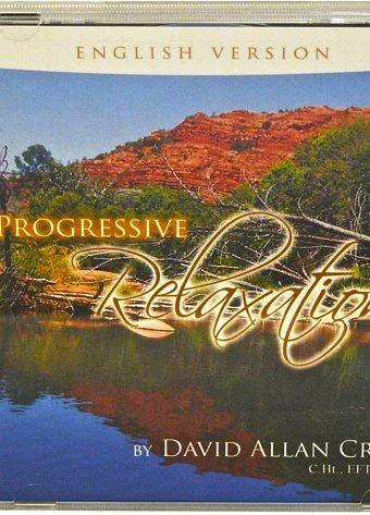 CD-PROGRESSIVE RELAXATION ENGLISH-711