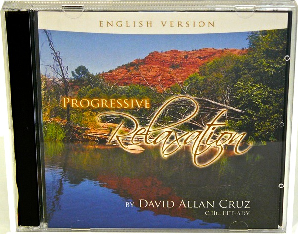 CD-PROGRESSIVE RELAXATION ENGLISH-711