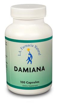DAMIANA 100 CAPS-0