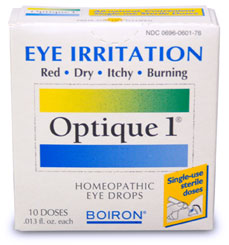 EYE DROPS-OPTIQUE 10 COUNT-0
