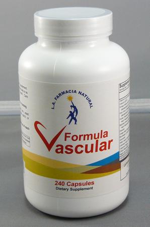 FORMULA VASCULAR 240 CAPS-0