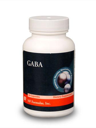 GABA 750Mg 60Caps-0