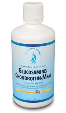 GLUCOSAMINE/CHONCROITIN/MSM 32 OZ-0