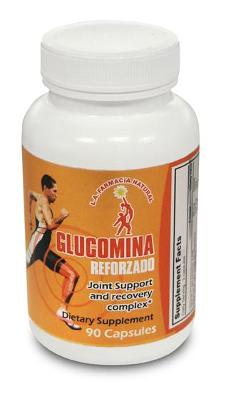 GLUCOMINA PLUS-0
