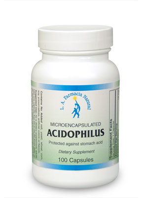 ACIDOPHILUS LACTOBACILUS-0