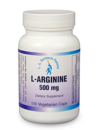 L-ARGININE 100CAPS-0