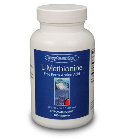 L-METHIONINE 100Caps-0