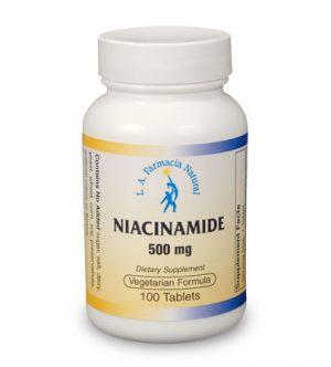 NIACINAMIDE 500mg 100-0