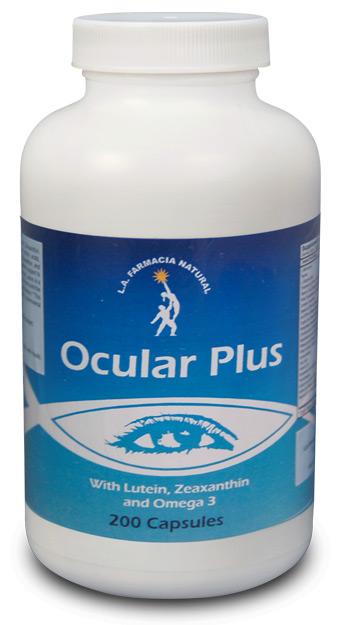 OCULAR PLUS 200Caps-0
