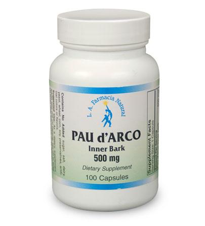 PAU D ARCO 100Caps-0