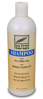 Shampoo-TEA TREE 16 OZ-0