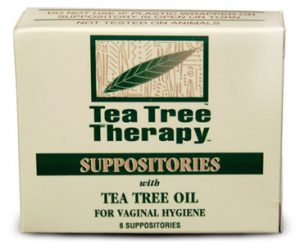 TEA TREE OIL SUPPOSITORIES -0