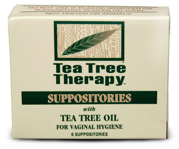 TEA TREE OIL SUPPOSITORIES -316