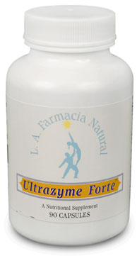 ULTRAZYME FORTE 90 TABS-0