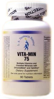VITAMIN 75 90 Tabs-0