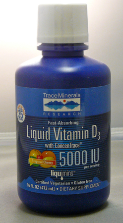 VITAMIN D-3 LIQUID 16 OZ-0