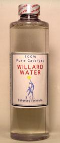 WILLARD WATER 8 oz-0