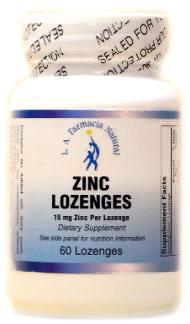ZINC LOZENGES 60Tabs-0