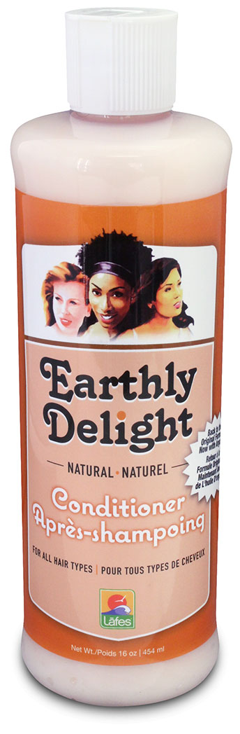 CONDITIONER EARTHLY DELIGHT 16 OZ-963