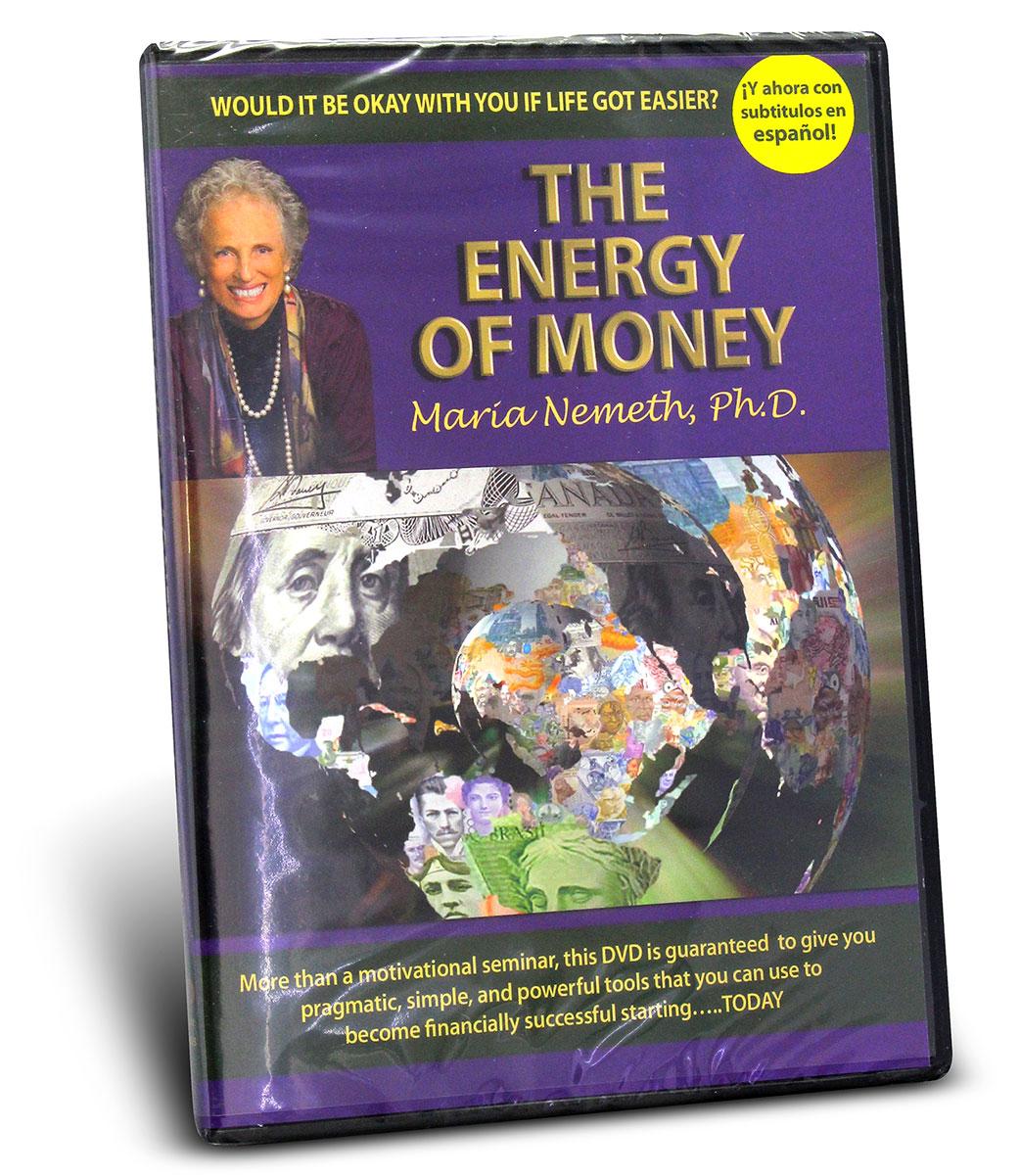 DVD THE ENERGY OF MONEY-0