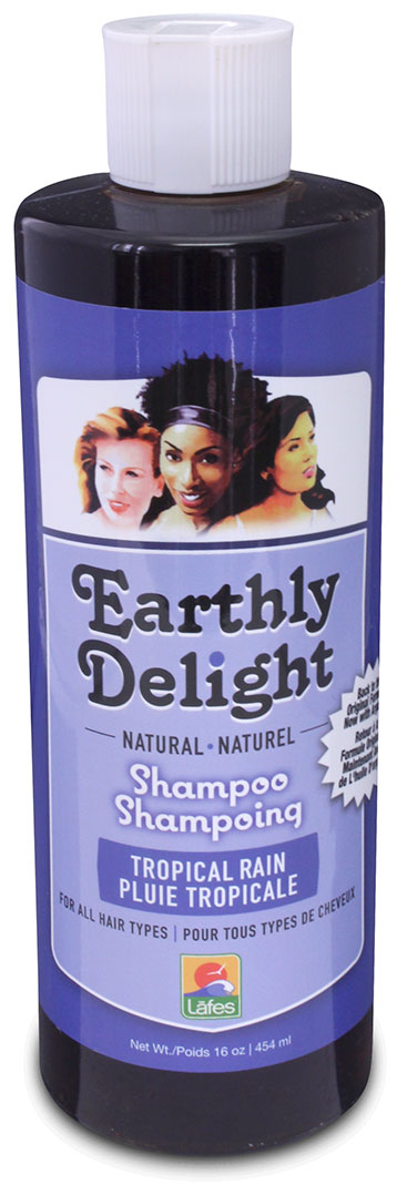 SHAMPOO EARTHLY DELIGHT TROPICAL 16 OZ-0